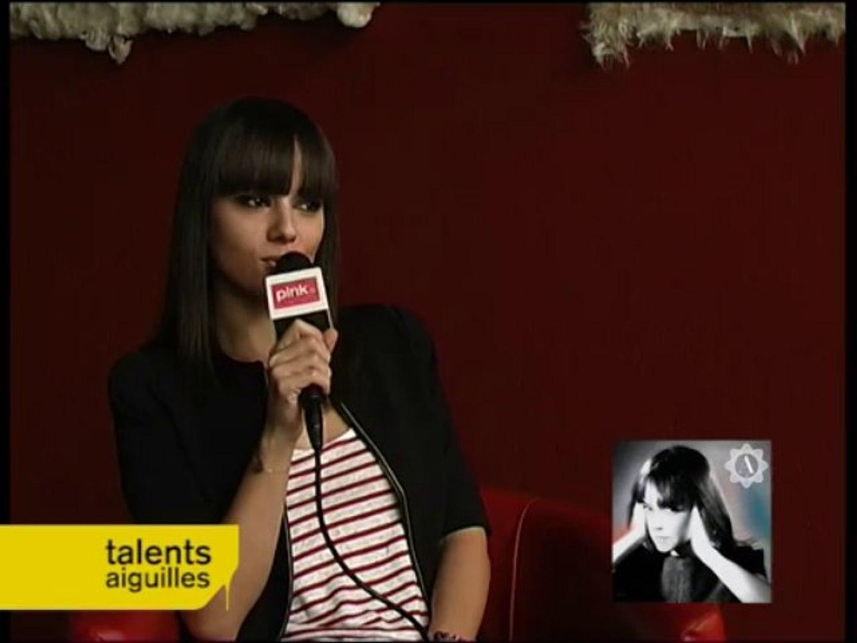 Talents Aiguilles : Alizee