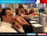 Présidentielle 2007 - Le grand soir du débat au Parisien