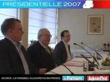 Présidentielle 2007 - Le Pen face aux lecteurs du Parisien: bande-annonce