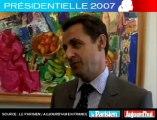 Présidentielle 2007 - Sarkozy face aux lecteurs du Parisien : Dernière ligne droite