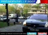 Présidentielle 2007 - Sarkozy face aux lecteurs du Parisien : bande-annonce