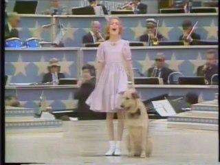 "Sarah Jessica Parker as ""Annie"" (Age 14)"