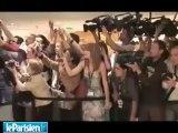 Cannes : l'autographe d'Angelina Jolie et pas celui de Clint Eastwood