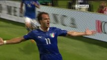 Bulgarie vs Italie 0-1 HD Alberto Gilardino