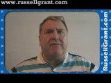Russell Grant Video Horoscope Taurus September Saturday 7th 2013 www.russellgrant.com