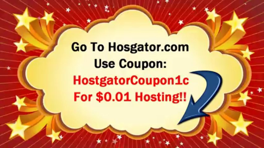 How To Sign Up For Web Hosting Account- Free Website Coupons & Site Templates Register Domain Name and Signing Up To Hostgator Shared Cpanel Hosting Plans