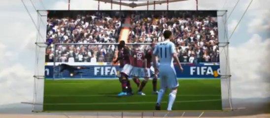 Spot TV de FIFA 14