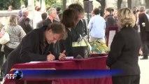 Obsèques de Valérie Benguigui à Paris