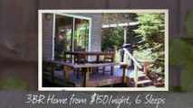 Maine Acadia Downeast Vacation Rentals-Rental Cottage Maine