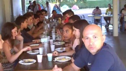 Stage d'été Aiguillon-sur-mer, août 2013, vidéo 22