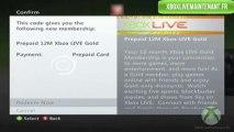 Xbox Live Gratuit - Comment Avoir le Xbox Live Gold Gratuit (Preuve) - Septembre   2013