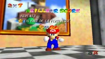 Super Mario 64 - Forteresse de Whomp - Etoile 2 : En haut de la forteresse