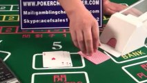 Baccarat cheating device|Blackjack cheating device|Cheating poker shoe|Pin hole cam lens system|Baccarat strategy|Blackjack strategy