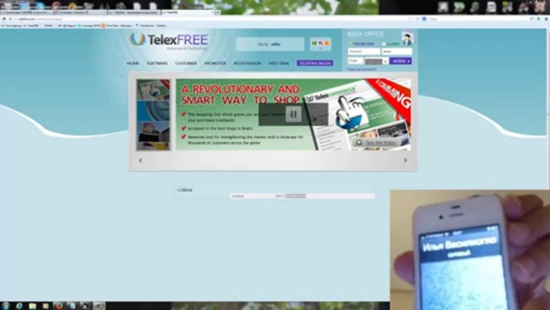 TelexFREE - качественная связь через Call-center (1)