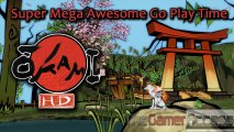 Super Mega Awesome Go Play Time: Okami HD Episode 33
