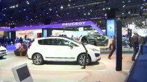 Salon de l'auto: vers des voitures ultra-connectées