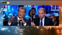 BFM Politique: Jean-François Copé face à François Lamy - 08/09