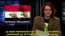 PALLYWOOD en Syrie _ un mort se réveille et se marre ! Propagande Terroriste ! A voir !