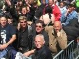 Lens : avec les fans de Johnny au stade Bollaert