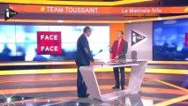 """Laurent Berget : """"il n'est pas question de dépenser moins pour les chômeurs"""""""