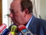 """Marc-Philippe Daubresse : """"C'est pas silence dans les rangs, c'est enthousiasme dans les rangs"""""""