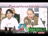 Imran Khan & Molana Fazal ur Rehman Hand Shake on APC