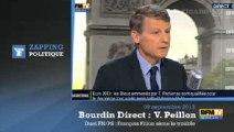 """Duel FN/PS aux municipales : """" François Fillon a dérapé"""""""