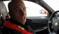 Croix-en-Ternois : pilote et propriétaire du circuit, Patrick D'Aubreby nous explique ce qui a changé sur la piste...