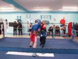 boxe : entraînement de romain jacob