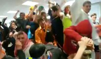 Arras: le Harlem Shake du lycée Robespierre au CDI