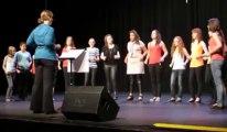 Théâtre, danse, chant, les collégiens de Sévigné, à Auchel, savent tout faire