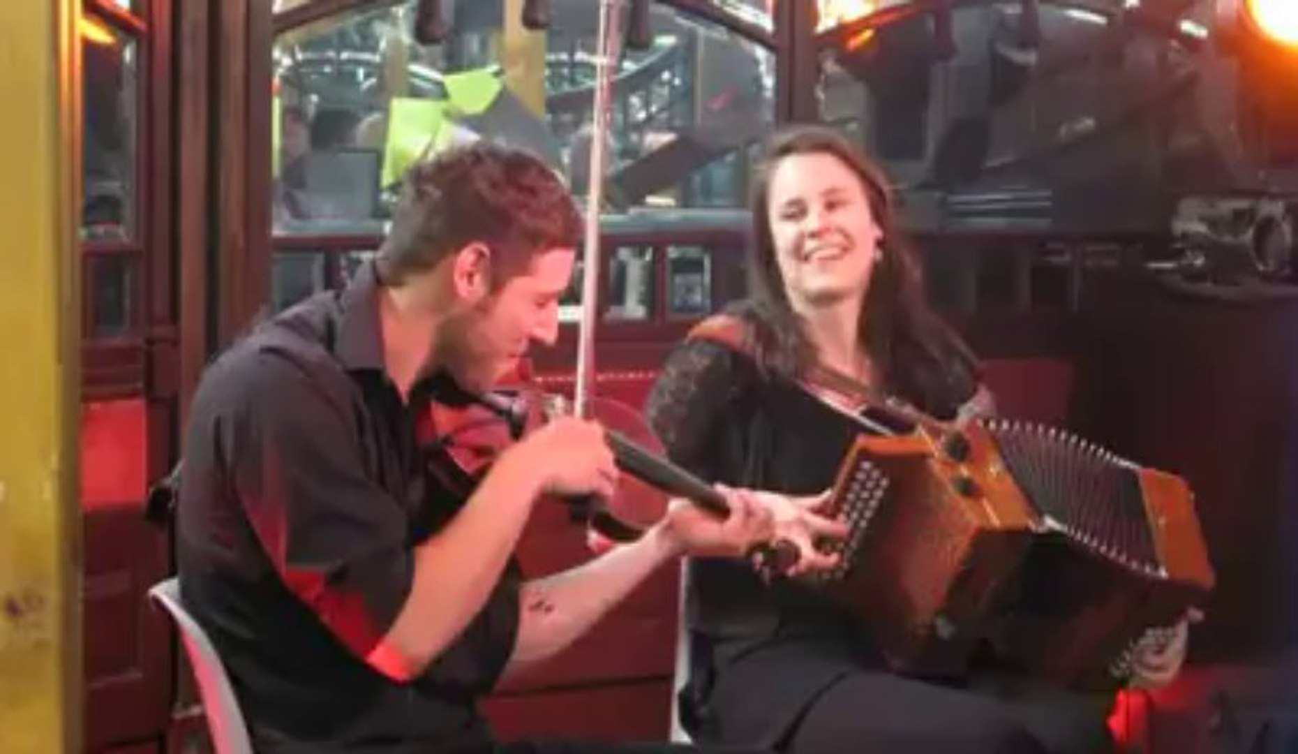 Festival de violons à Calais : Sophie Cavez et Baltazar Montanaro