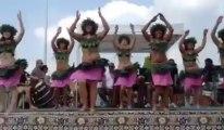 Courcelles-les-Lens : musique et danses polynésiennes