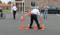 Les jeunes de l'IME de Cambrai sensibilisés aux dangers de la route