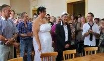 """Walincourt-Selvigny : le premier """"mariage pour tous"""" était celui de Caroline et Martine"""