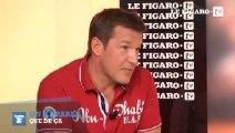 "Benjamin Castaldi : ""Chez TF1, on ne me dit pas grand chose !"""