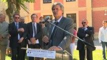 Rentrée scolaire : discours de Stéphane Le Foll au lycée agricole privé Le Buat