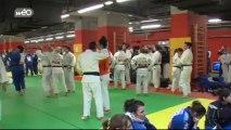Championnat de France de judo à Liévin
