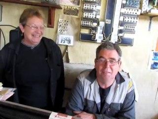 Garage Tubeuf : Mireille et patrice en retraite