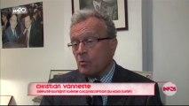 Christian Vanneste prêt à entrer en dissidence