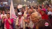 Coupe de France de Basket : les rues d'Arras en fête