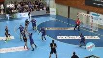 Handball : Dunkerque s'impose à Cesson-Rennes
