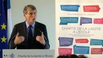[ARCHIVE] Charte de la laïcité à l'École : discours de Vincent Peillon