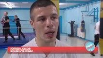 Boxe : le calaisien Romain JACOB prépare son prochain combat