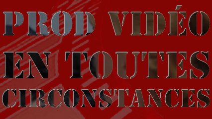 PROMO PROD VIDEO 2013