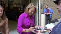 Katie Couric's Fiance Surprises Her With Roses On Her Show