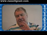 Russell Grant Video Horoscope Cancer September Tuesday 10th 2013 www.russellgrant.com