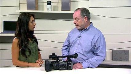 First Look: 4K Handycam, Sony's 1st Consumer 4K Camcorder