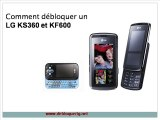 Déblocage LG  KS360 | Comment débloquer votre LG  KS360 | Comment Deblocage Telephone Portable LG