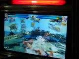 Tekken Tag 2 casuals - Alisa/Leo vs Alisa/Jack